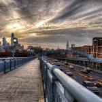 """bright path philadelphia"" by KHSimages"