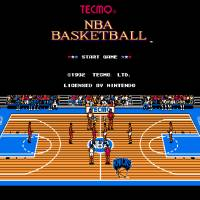 Tecmo NBA Art Prints & Posters by Austin Christianson
