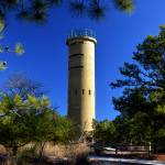 """""""Delaware Fire Control Tower #7"""" by travel"""