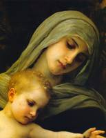 Virgin & Child Jesus