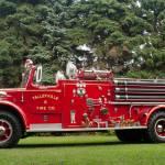 """""""Talleyville Fire Company, Delaware - 1954 Mack L-8"""" by trwmodela"""
