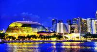 Architecture Singapore - Esplanade Theater