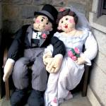 """Bride and Groom"" by Acedarter"