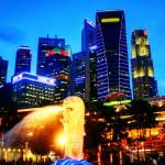 """Urban Landscape Singapore 2"" by sghomedeco"