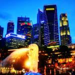 """Urban Landscape Singapore 2"" by sghomedeco"