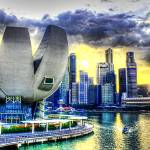 """City and Sun - Cityscape Singapore 2013"" by sghomedeco"