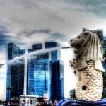 """Cityscape 2013 - Merlion Singapore"" by sghomedeco"