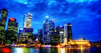 City Twilight - Cityscape Singapore 2013