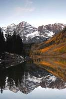Maroonbells Reflection