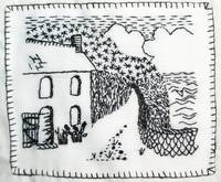 Embroidery East Portholland Cottage