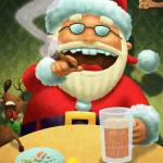 """SantasNewYearsEve"" by MikeCressy"