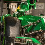 """Caterham F1"" by dawilson"