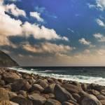 """Valugan Boulder Beach, Batanes, Philippines"" by PrintsThatInspire"