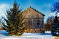 Old Grey Barn