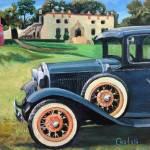 """Vanderbilt Car Show"" by ACastelli"