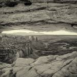 """Mesa Arch, Canyonlands National Park, Utah"" by dawilson"