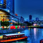 """Clarke Quay - City Singapore"" by sghomedeco"