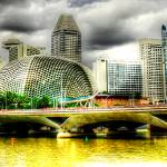 """Esplanade Theater - City Singapore HDR"" by sghomedeco"