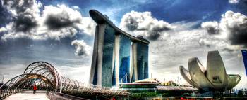 Marina Bay Sands - City Singapore 2013