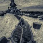 """USS Texas"" by dawilson"