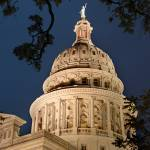"""Texas State Capitol Dome"" by dawilson"