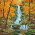 """""""Mossy Glen"""" by barrydebaun"""