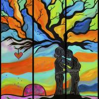 The Root of Love Art Prints & Posters by Danielle Groff