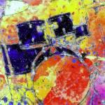 """Retro Drumkit"" by brianraggatt"