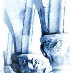 """Abstract Basilica Venice Arch"" by brianraggatt"