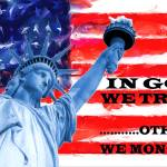 """""""In God We trust..others we monitor"""" by brianraggatt"""