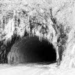 """Icy Tunnel"" by WildAboutNaturePhotography"