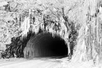 Icy Tunnel