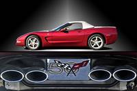 2002 50th Anniversary Corvette II