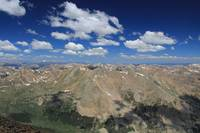 top of the rockies
