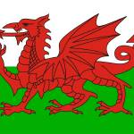 """wales flag1"" by tony4urban"