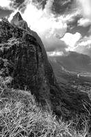 View of Koolau Mountain from Pali Lookout 1
