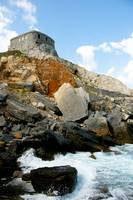 Old Castle at the Coast of Portovenere II, Italy