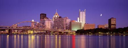 Fort Duquesne Bridge, Pittsburgh