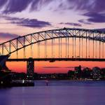 """Opera House Bridge, Sydney, Australia"" by IK_Stores"