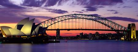 Opera House Bridge, Sydney, Australia