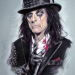 """Alice Cooper"" by MelanieD"