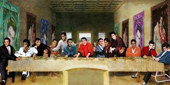 Elvis' Last Supper
