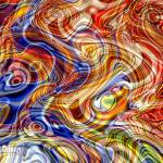 """Happiness is Colorful - Abstract Art"" by Groecar"