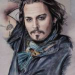 """Johnny Depp"" by MelanieD"