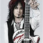 """Nikki Sixx"" by MelanieD"