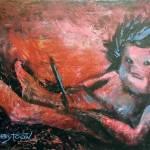 """Intension."" by GabbyToonArt"