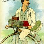 """Thomas Stevens Around The World On A Bicycle"" by WilshireImages"