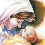 """BETHLEHEM"" by PERRYS-CLASSIC-ART"
