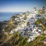 """Oia in Santorini"" by bkindler"