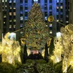 """""""Rockefeller Center Christmas Tree"""" by klingon65"""
